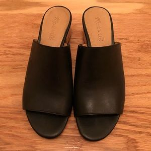 Like New Madewell 'Devon Mule Sandal' Size 8